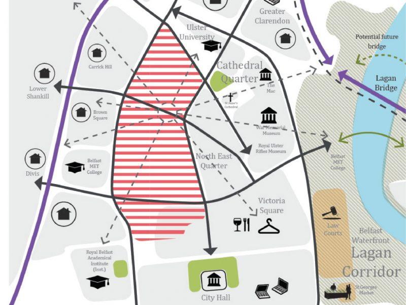 Belfast Inner North West Masterplan